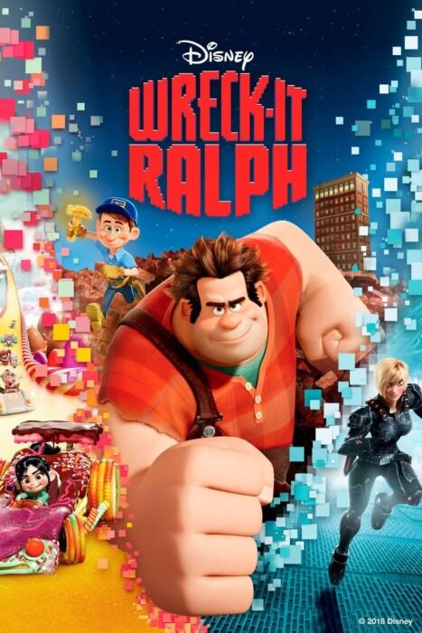انیمیشن رالف خرابکار – Wreck-It Ralph 2012