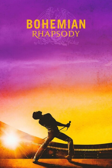 فیلم راپسودی بوهمی – Bohemian Rhapsody 2018