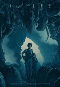 فیلم بیگانگان – Aliens 1986