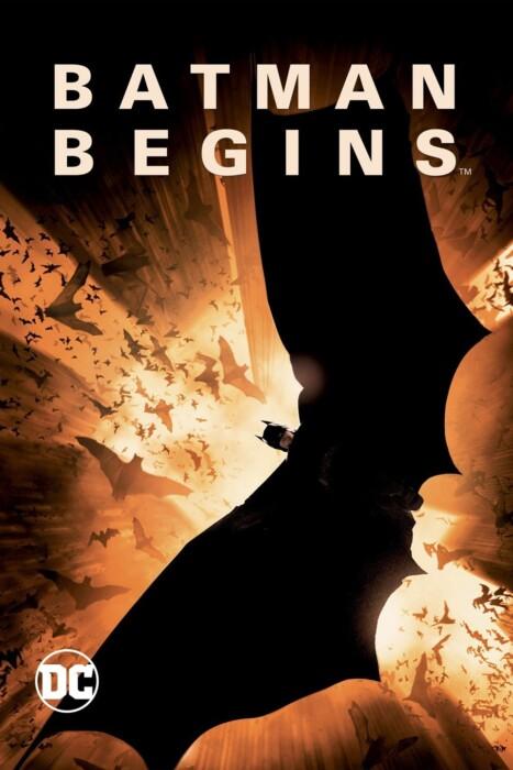 فیلم بتمن آغاز میکند – Batman Begins 2005
