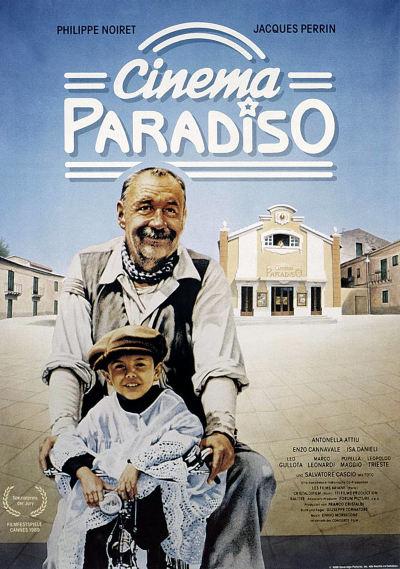 فیلم سینما پارادیزو – Cinema Paradiso 1988
