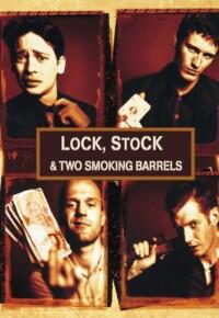 فیلم قفل انبار و دو بشکه باروت – Lock Stock and Two Smoking Barrels 1998