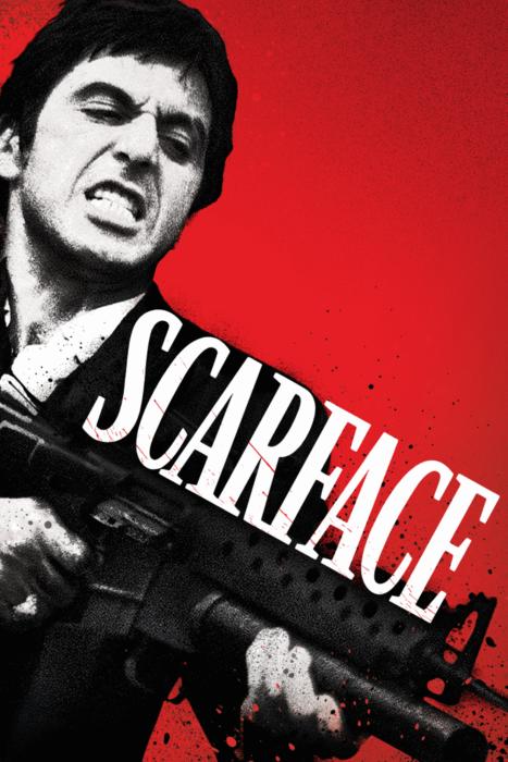فیلم صورت زخمی – Scarface 1983