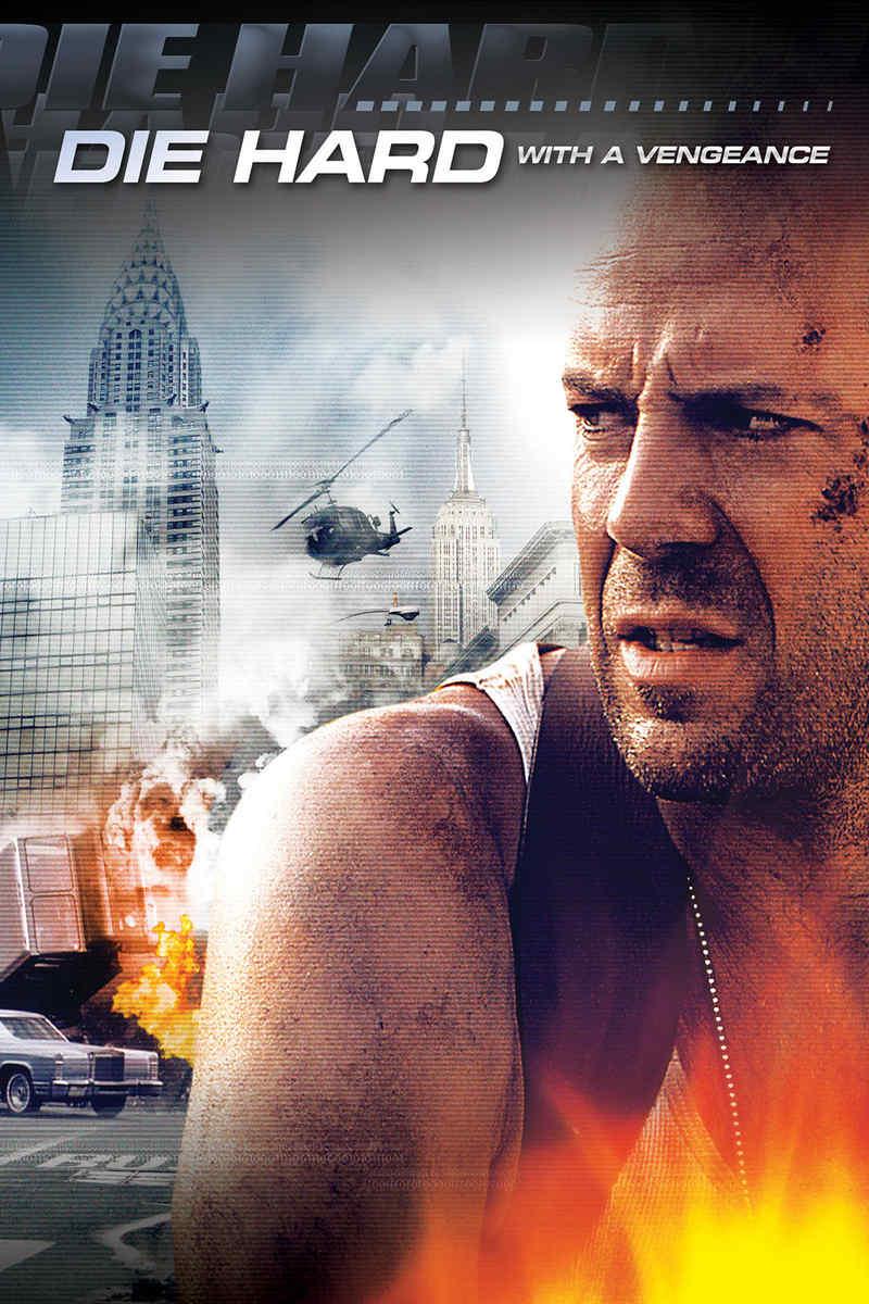 فیلم جان سخت 3 – Die Hard: With a Vengeance 1995