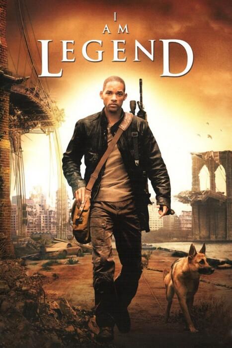 فیلم من افسانه ام – I Am Legend 2007