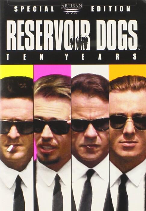 فیلم سگ های انباری – Reservoir Dogs 1992