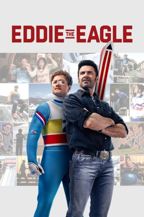 فیلم ادی عقاب – Eddie the Eagle 2016