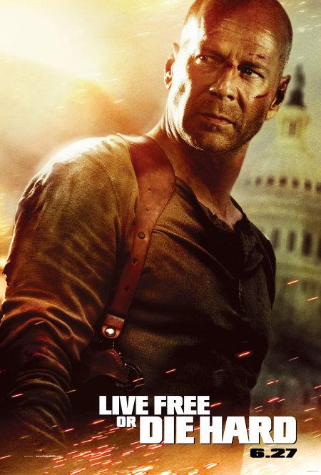 فیلم یا آزادانه زندگی کن یا سخت بمیر – Live Free or Die Hard 2007
