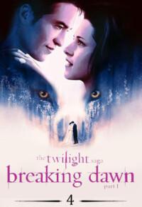 فیلم گرگ و میش: سپیده دم – Twilight: Breaking Dawn – Part 1 2011