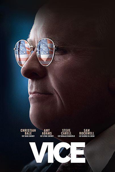 فیلم معاون – Vice 2018