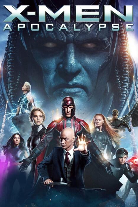 فیلم مردان ایکس: آپوکالیپس – X-Men: Apocalypse 2016