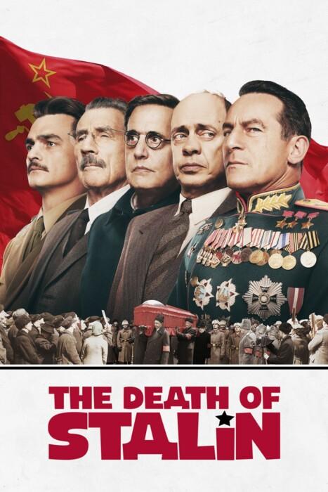فیلم مرگ استالین – The Death of Stalin 2017