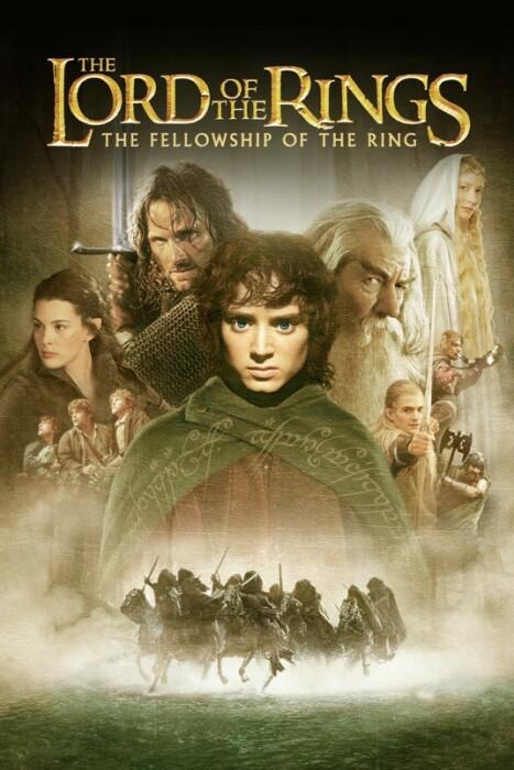 فیلم ارباب حلقهها: یاران حلقه – The Lord of the Rings: The Fellowship of the Ring 2001