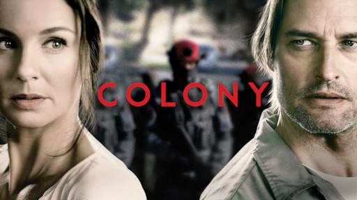 سریال مستعمره – Colony (فصل 3)