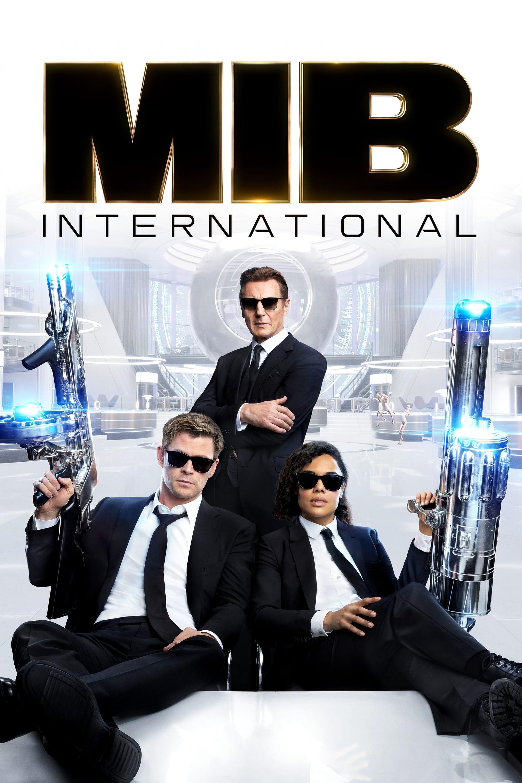 فیلم مردان سیاه پوش 4 – Men in Black: International 2019