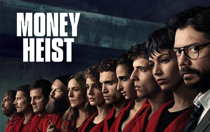 سریال سرقت پول – Money Heist (فصل دوم)