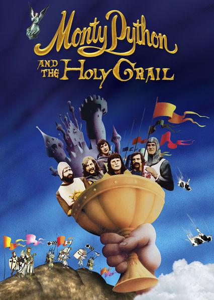 فیلم مانتی پایتون و جام مقدس – Monty Python and the Holy Grail 1975
