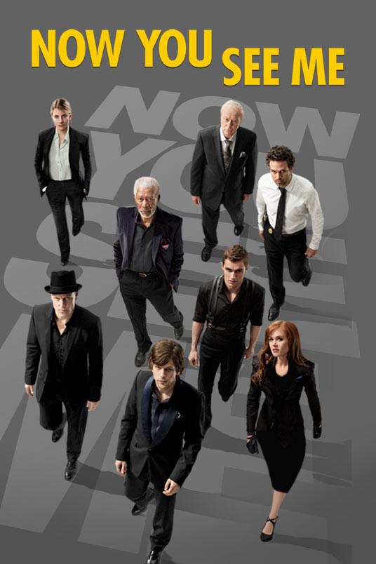 فیلم حالا مرا میبینی – Now You See Me 2013