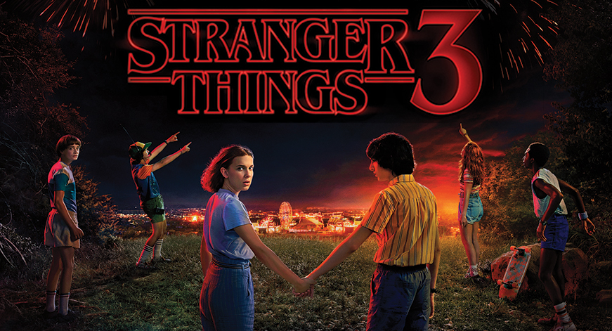 سریال اتفاقات عجیب – Stranger Things (فصل سوم)