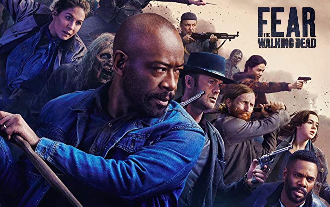 سریال ترس از مردگان متحرک – Fear the Walking Dead (فصل پنجم)