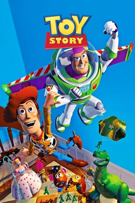 انیمیشن داستان اسباب بازی – Toy Story 1995