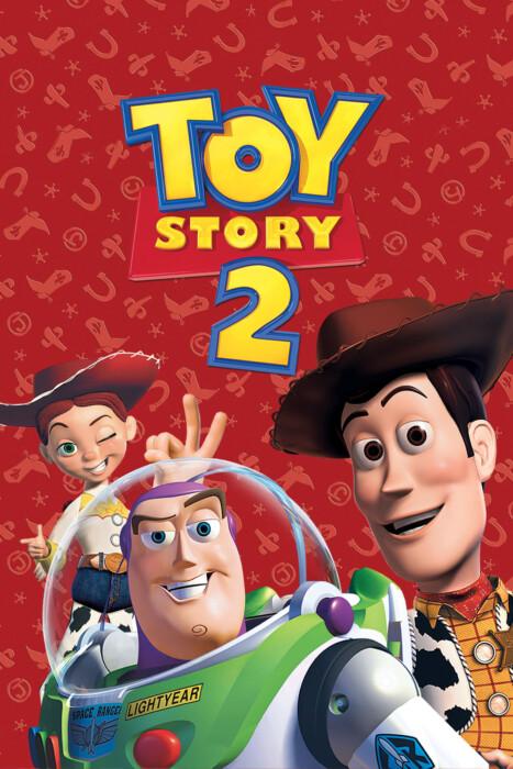 انیمیشن داستان اسباب بازی 2 – Toy Story 2 1999