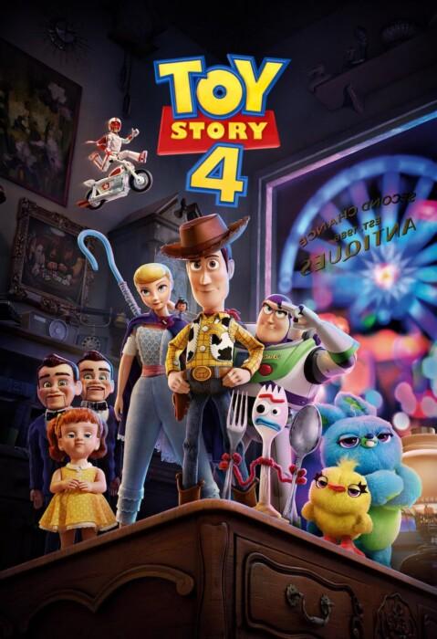 انیمیشن داستان اسباب بازی 4 – Toy Story 4 2019