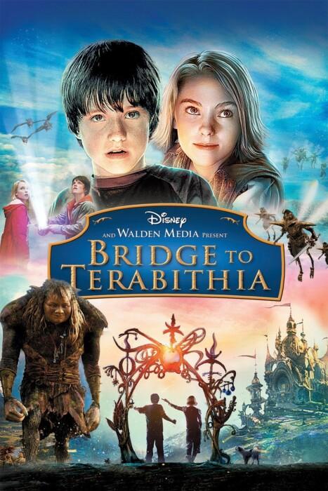 فیلم پلی به ترابیتیا – Bridge to Terabithia 2007