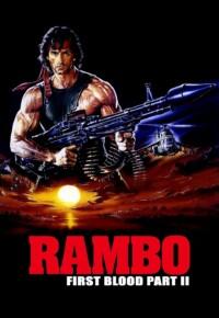 فیلم رمبو: اولین خون قسمت دوم – Rambo: First Blood Part II 1985