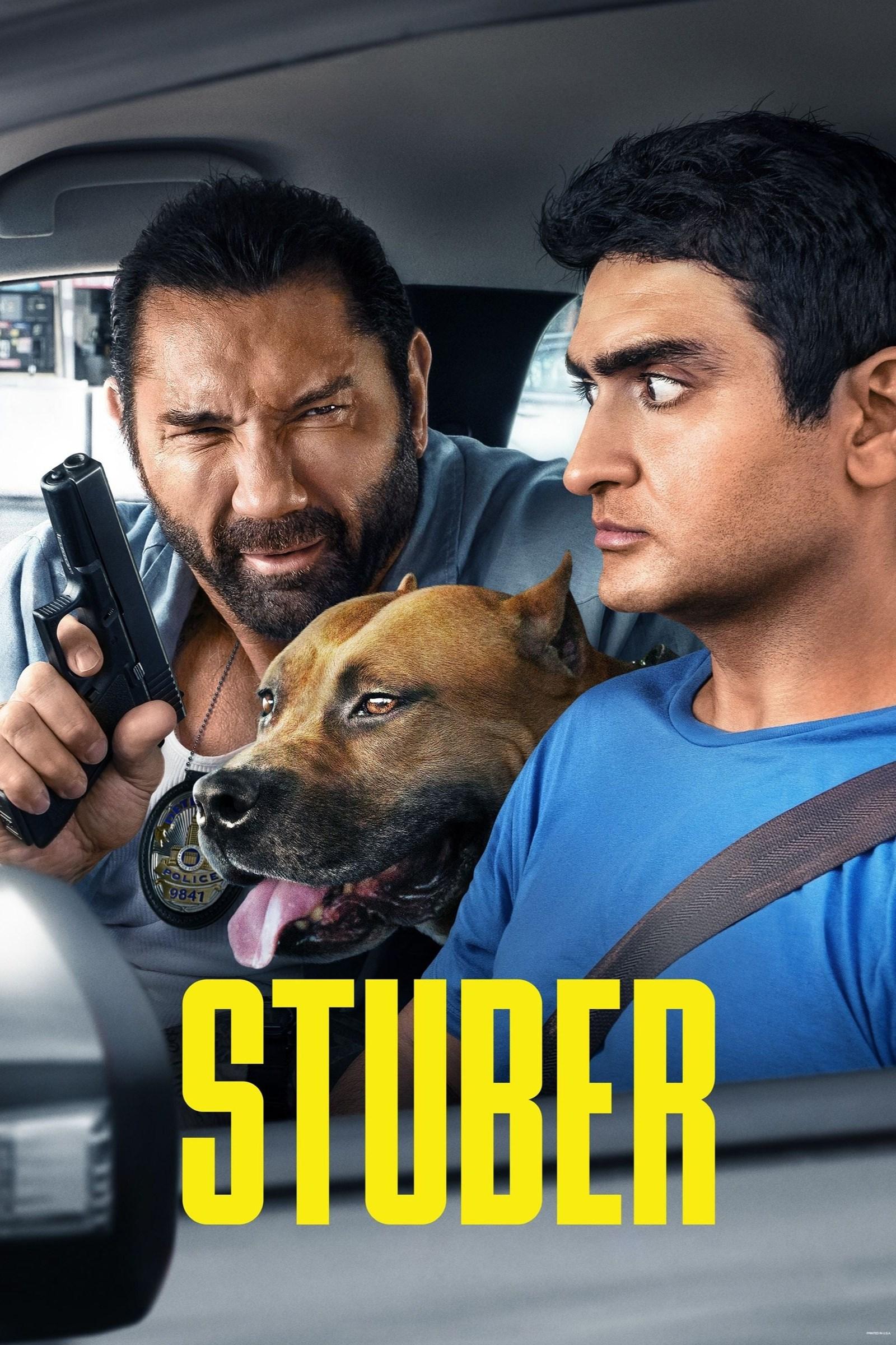 فیلم استوبر – Stuber 2019