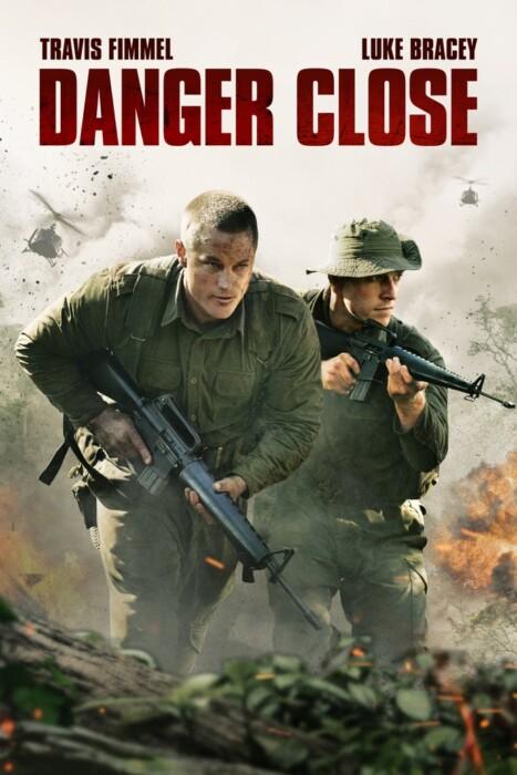 فیلم خطر نزدیک است – Danger Close 2019