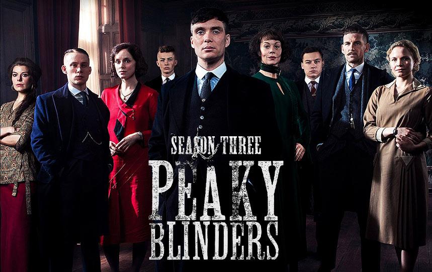 سریال پیکی بلایندرز – Peaky Blinders (فصل سوم)