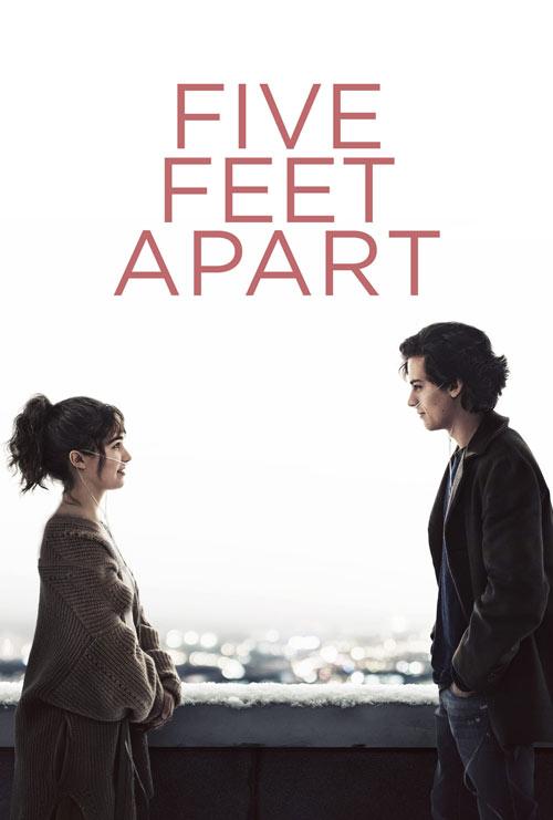 دانلود رایگان فیلم Five Feet Apart