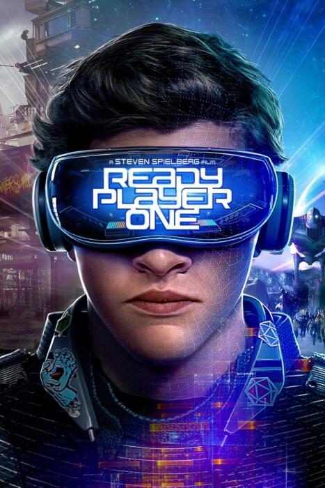 فیلم بازیکن شماره یک آماده Ready Player One 2018