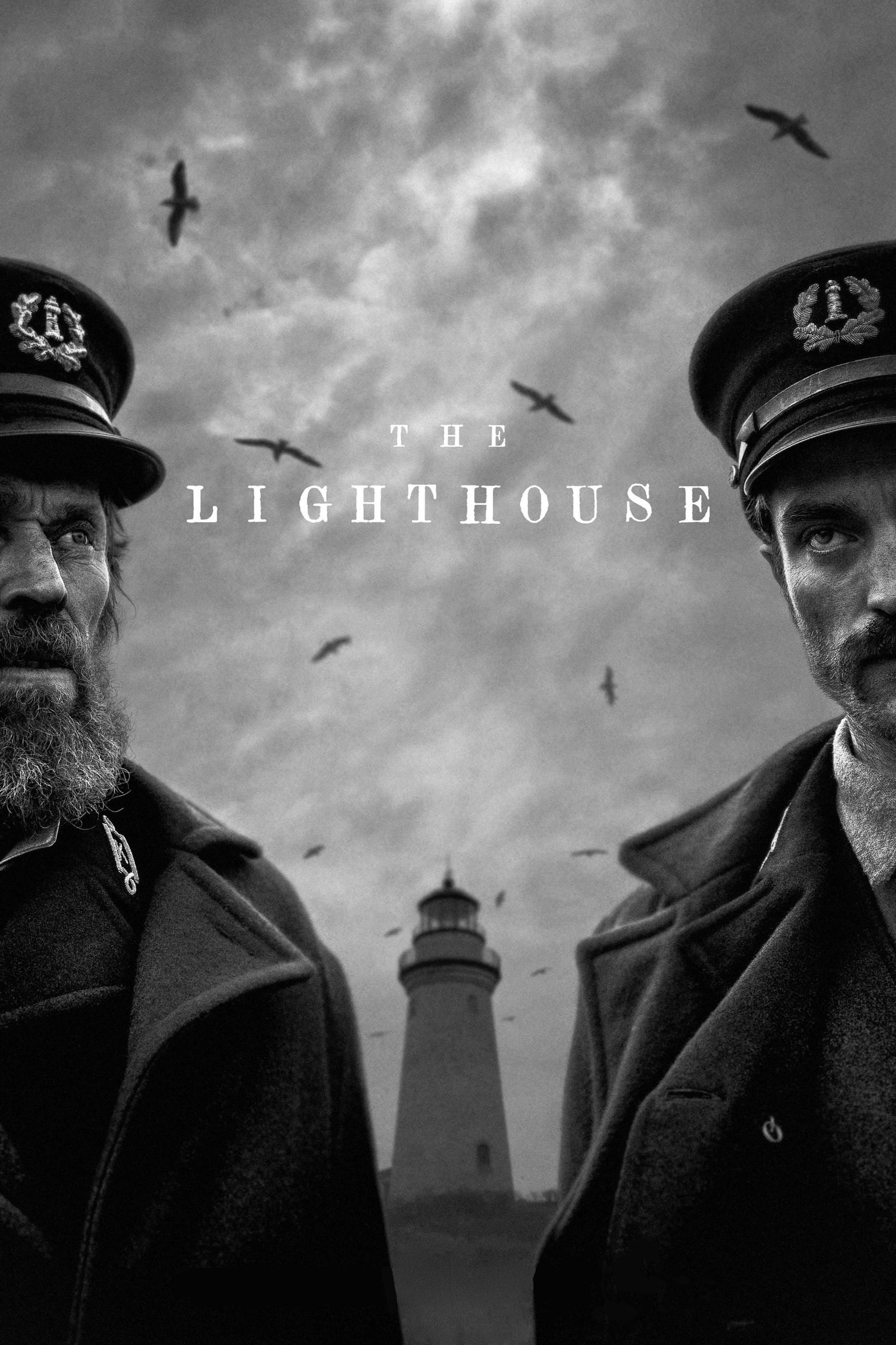 فیلم فانوس دریایی – The Lighthouse 2019