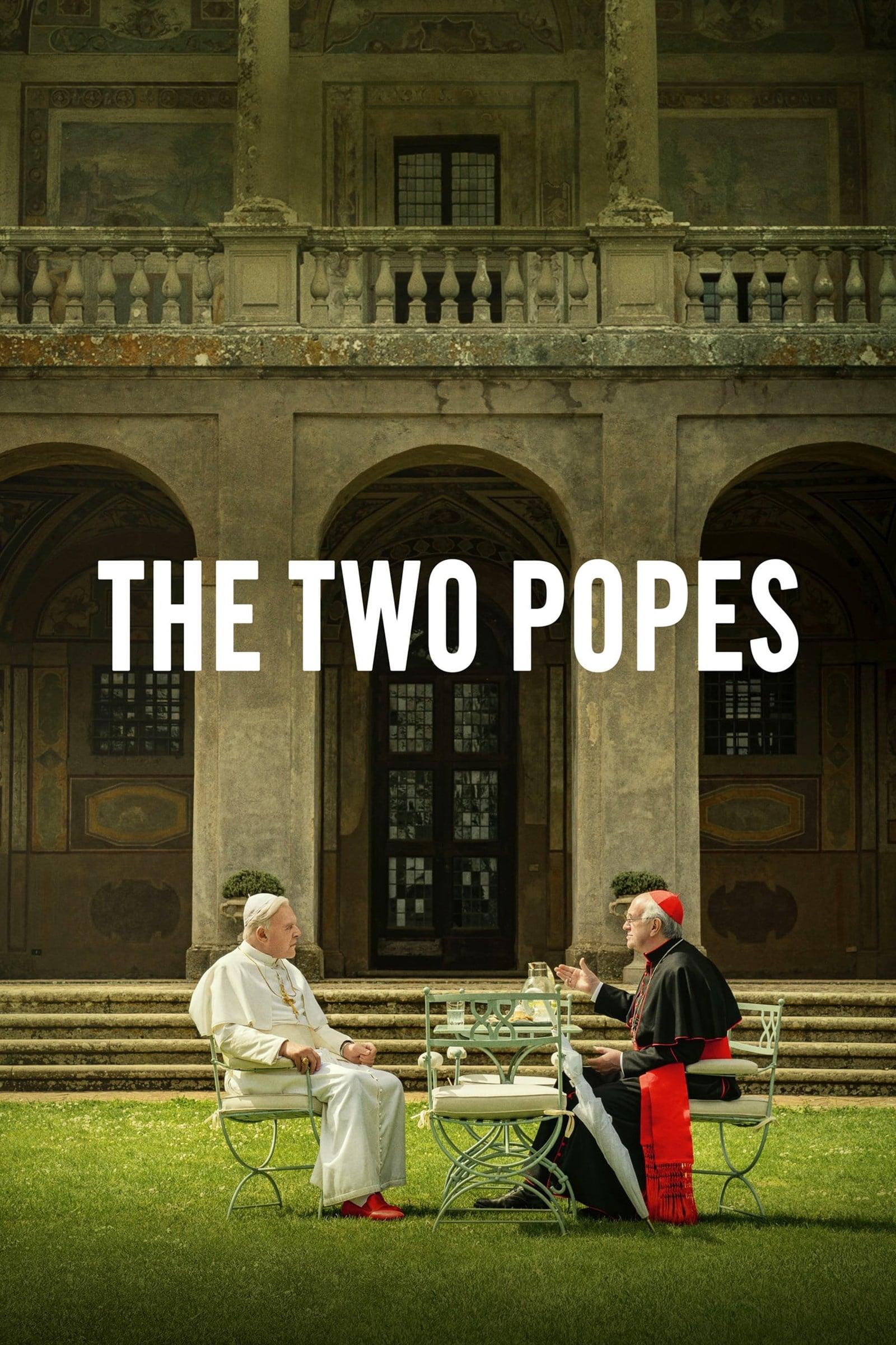 فیلم دو پاپ – The Two Popes 2019