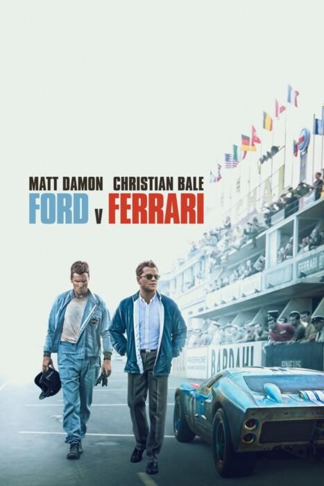 فیلم فورد در برابر فراری – Ford v Ferrari 2019