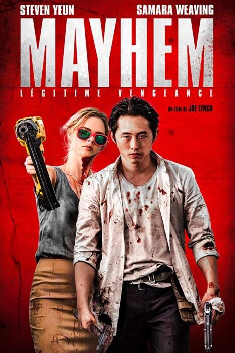 فیلم ضرب و شتم – Mayhem 2017