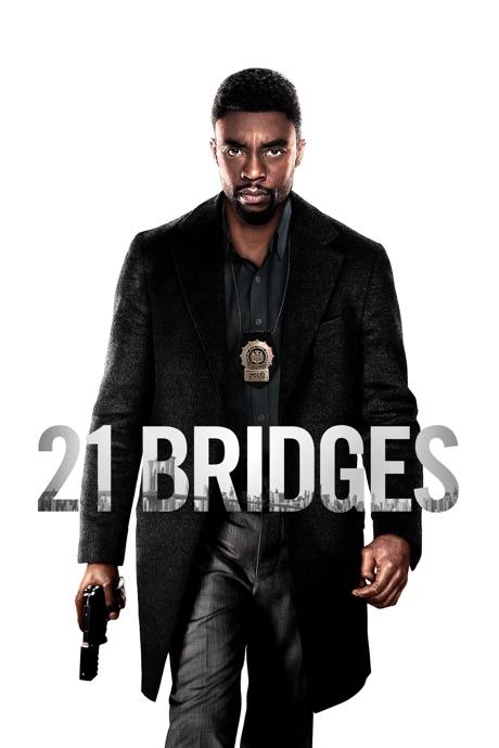 فیلم 21پل – 21Bridges 2019