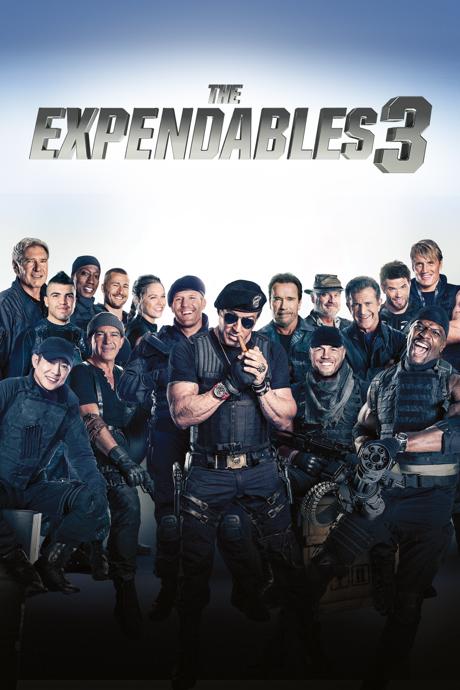فیلم بیمصرفها 3 – The Expendables 3 2014