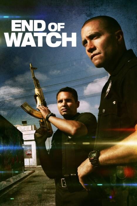 فیلم پایان کشیک – End of Watch 2012