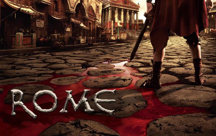 سریال رُم – Rome (فصل اول)