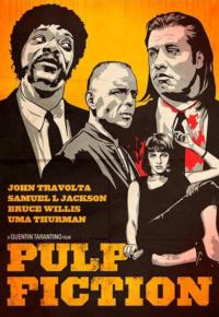 13090فیلم داستان عامهپسند – Pulp Fiction 1994