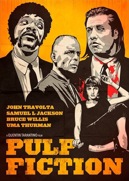 فیلم داستان عامهپسند – Pulp Fiction 1994