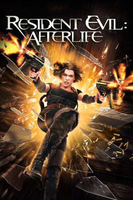 فیلم رزیدنت ایول: زندگی پس از مرگ – Resident Evil: Afterlife 2010