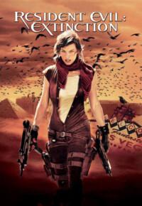 فیلم رزیدنت ایول: انقراض – Resident Evil: Extinction 2007