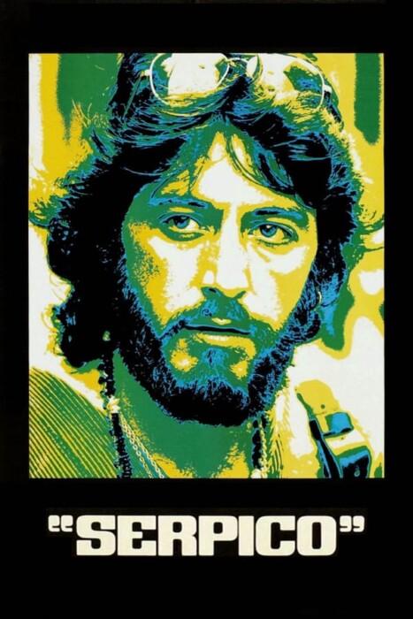 فیلم سرپیکو – Serpico 1973