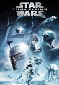 10284فیلم جنگ ستارگان:  قسمت پنجم – امپراتوری ضربه میزند – 1980 Star Wars: Episode V – The Empire Strikes Back