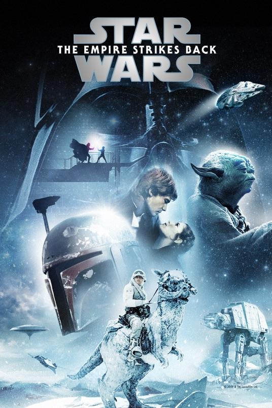 فیلم جنگ ستارگان:  قسمت پنجم – امپراتوری ضربه میزند – 1980 Star Wars: Episode V – The Empire Strikes Back