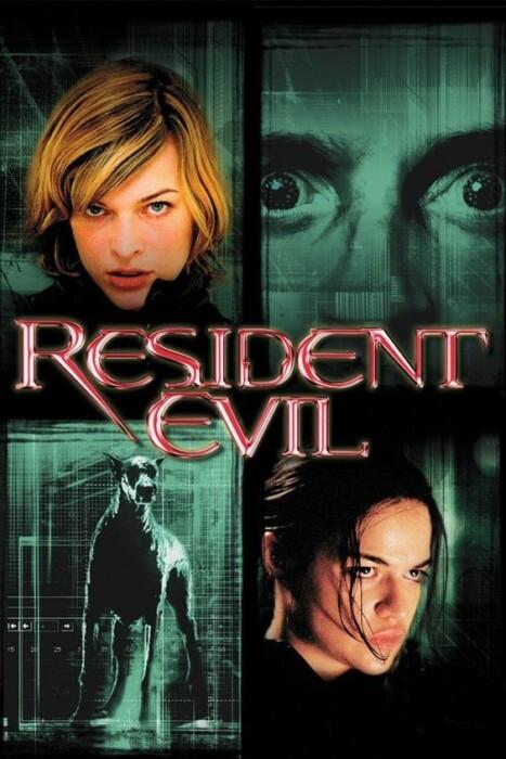 فیلم رزیدنت ایول – Resident Evil 2002